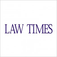Link toLaw times logo