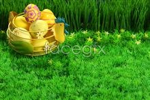 Link topicture material egg Lawn