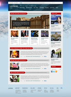 Link toLayman politics - news and politics free psd site