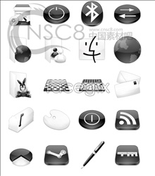Link toLazy ass software application icons