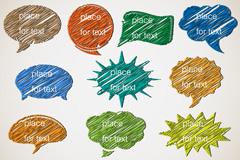Link toLead creative color dialog box, vector