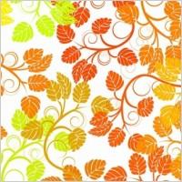 Link toLeaf background colorful vector