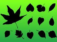 Leaf pack vector free