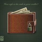Link toLeather wallet design vector 01 free
