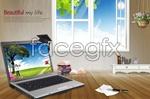 Link toLeisure desk features psd