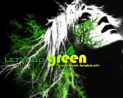 Link toLets go green
