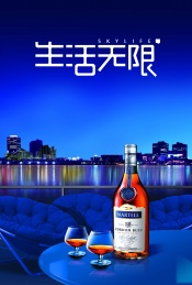 Link toLife unlimited psd liquor advertising