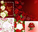 Link toLifelike roses vector