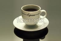 Link toLight aroma coffee cup high definition pictures