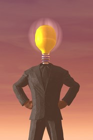 Link toLight bulb character creative design pictures