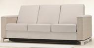 Link toLight gray comfortable three seats sofa 3d model