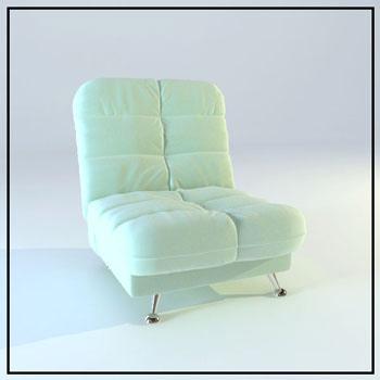 Link toLight multi-purpose sofa 3d model