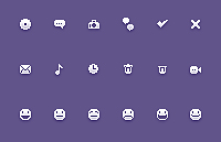 Link toLindos micro icons psd