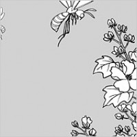 Link toLine drawing of flowers -15