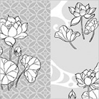 Link toLine drawing of flowers -21
