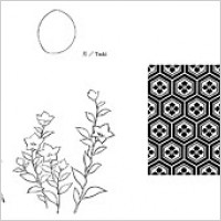 Link toLine drawing of flowers -8