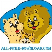 Link toLions with cub