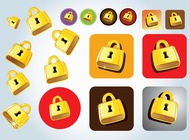 Locks vector free