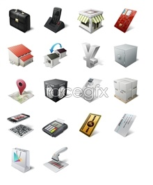 Link toLogistics equipment icons