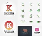 Link toLogo logo idea 3 vector