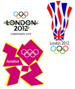 Link toLondon olympics logo