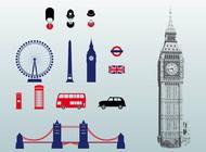 London vectors free