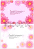 Link toLotus flower background vector