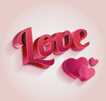 Link toLove and the art of love vector