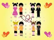 Link toLove couples vectors free