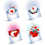 Link toLove letter topic icons