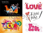 Link toLove love the pattern vector