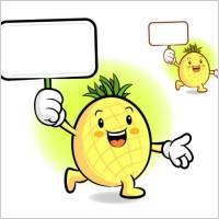 Link toLove the cartoon super fruits vector 4