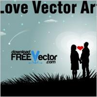 Link toLove vector art