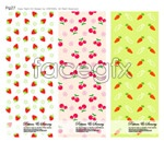 Link toLovely backgrounds vector 13