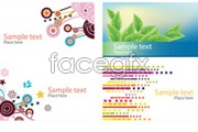 Link toLovely bright card vector