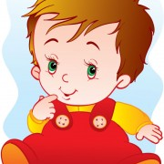 Link toLovely cartoon baby design vector 03 free