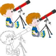 Link toLovely children design elements vectors 02 free