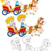 Link toLovely children design elements vectors 04 free