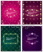Link toLovely lace pattern vector