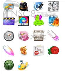 Link toLovely personality desktop icons