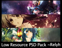 Link toLow resource psd pack