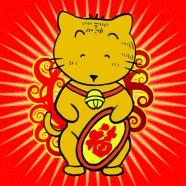 Link toLucky cat cartoon pictures