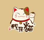 Link toLucky cat t shirt printing vector