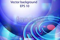 Link toLuminescence pattern background vector iii