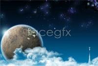 Link toLunar satellite picture hd picture