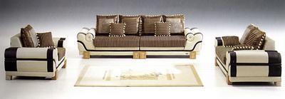 Link toLuxurious brown sofa 3d model (including materials)