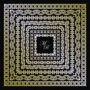 Link toLuxurious golden vintage patterns background 01 vector