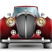 Link toLuxury retro car cool vector 01 free