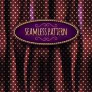 Link toLuxury silks and satins pattern background vector 02