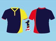 Link toMalaysia t-shirt vector free
